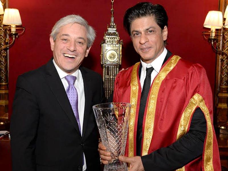 shahrukh-awarded-britain-tecake