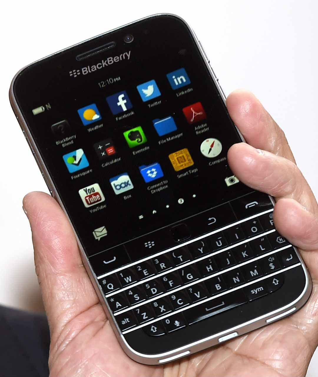 BlackBerry -TeCake-