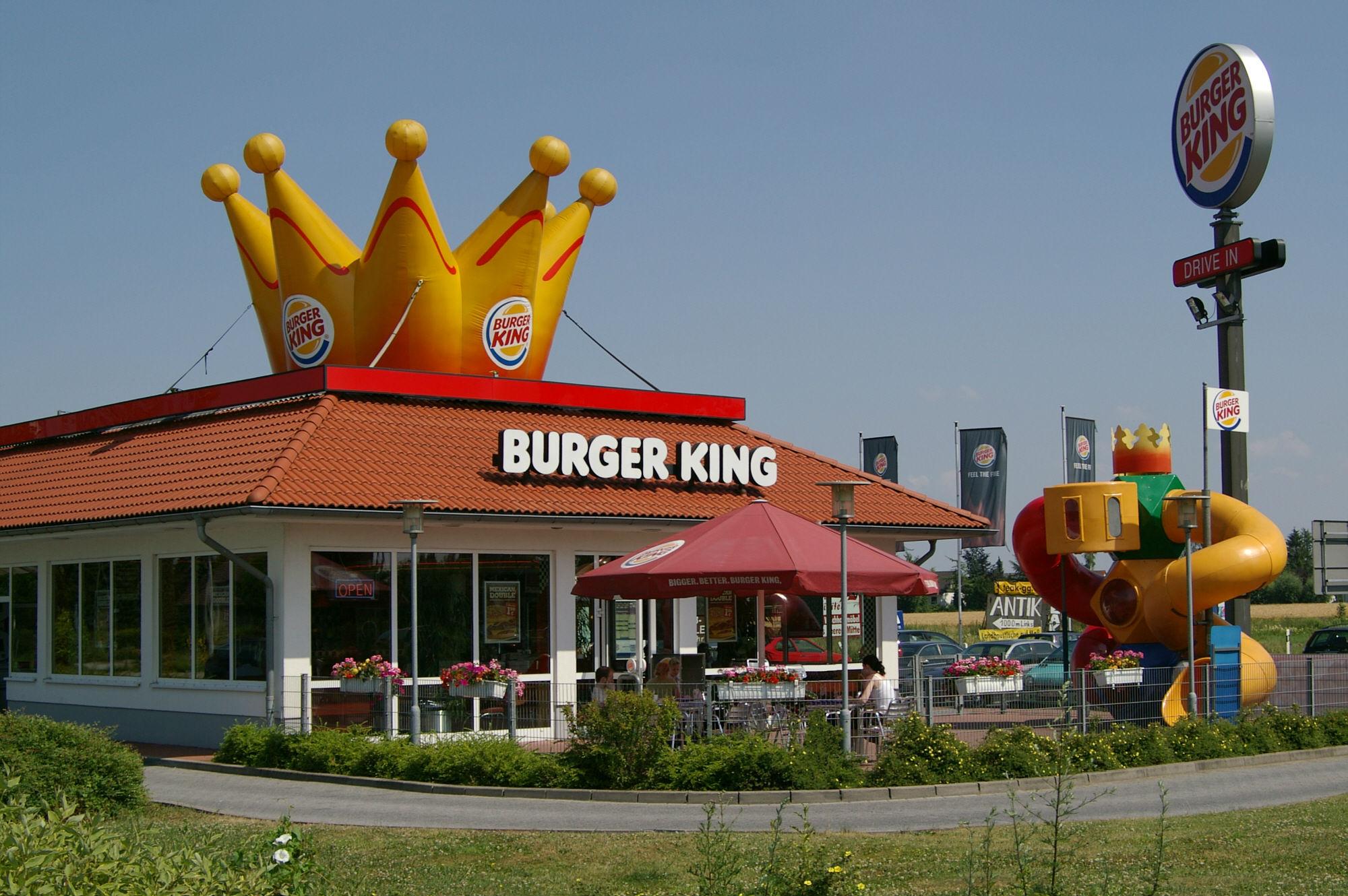 Burger King -TeCake-