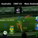 Cricket World-Cup Qualified Teams