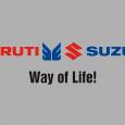 Maruti Suzuki logo displaying way of life