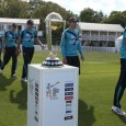Playerswith World Cup Trophy 2015