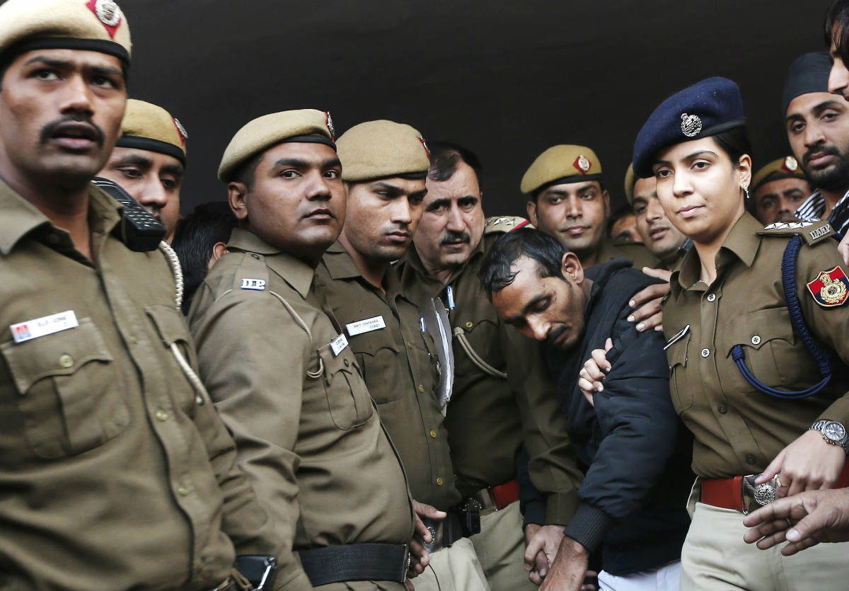 Shiv Kumar Yadav, Delhi Uber Rape case suspect