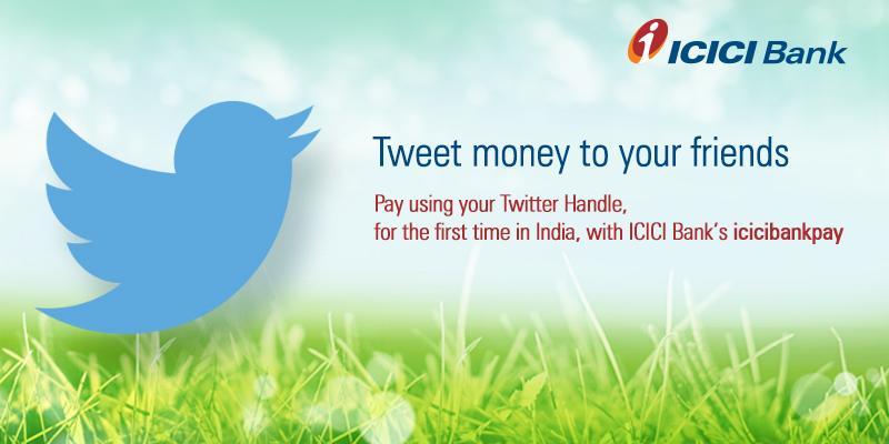 ICICI facilitates banking through Twitter