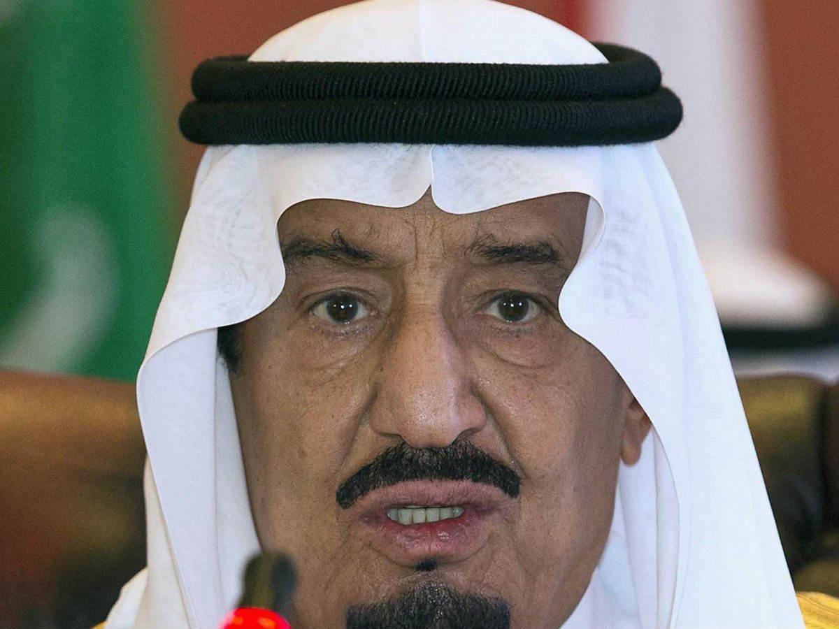 King Salman, newly crowned Saudi Arabia King