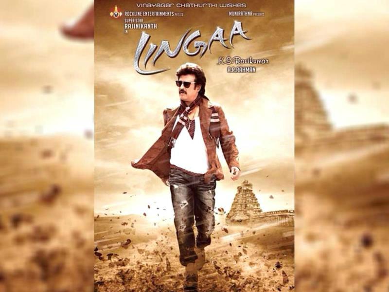 Lingaa poster-tecake