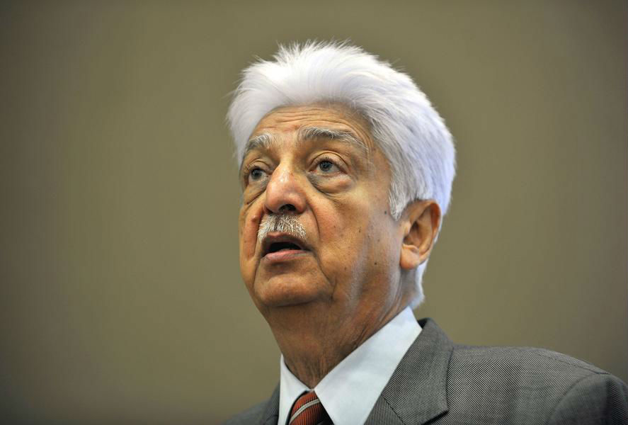 Wipro CEO, Azim Premji