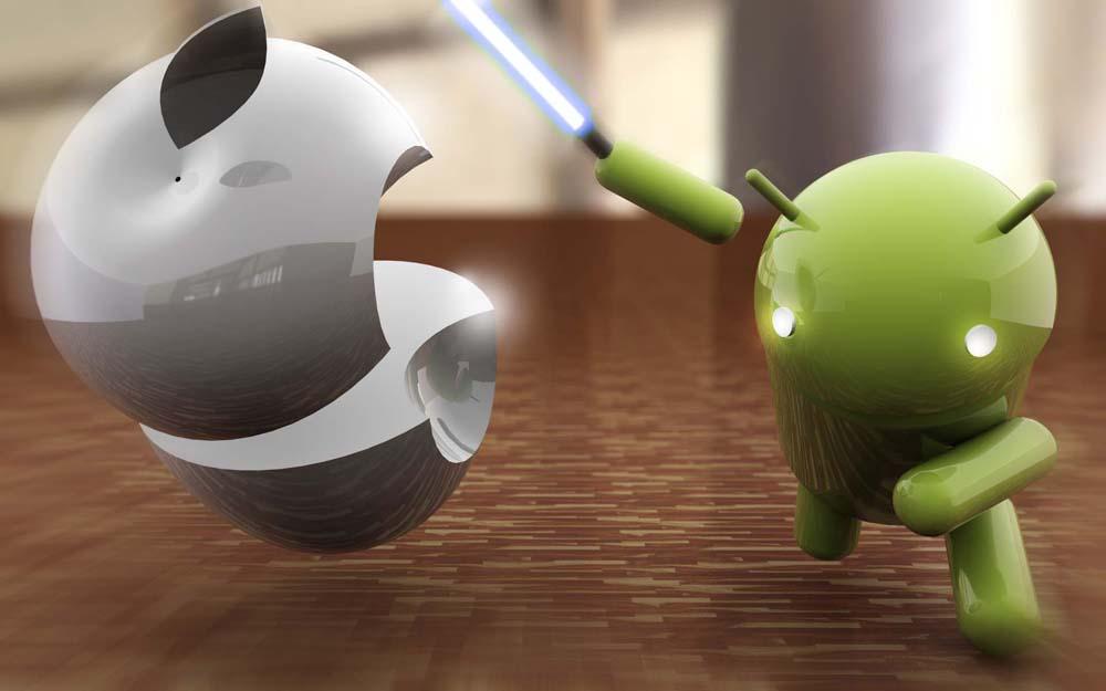 Google Play surpasses Apple Inc App Store count