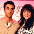 A glimpse of Ranbir Kapoor's look in Bombay Velvet released