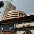Sensex rises high