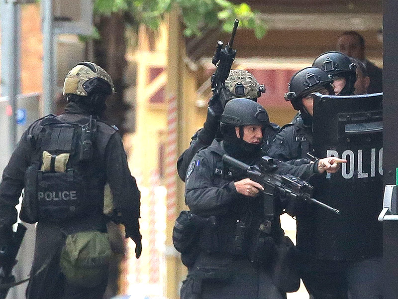 Terror threat against Australian Federal Police rises to level 'high'