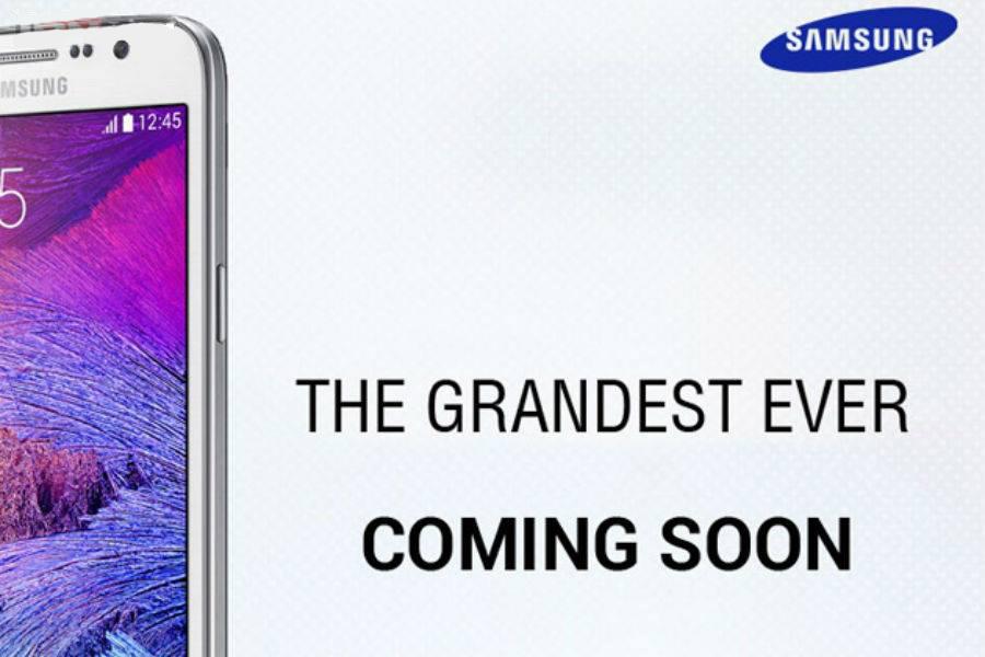 Samsung Galaxy teaser tecake