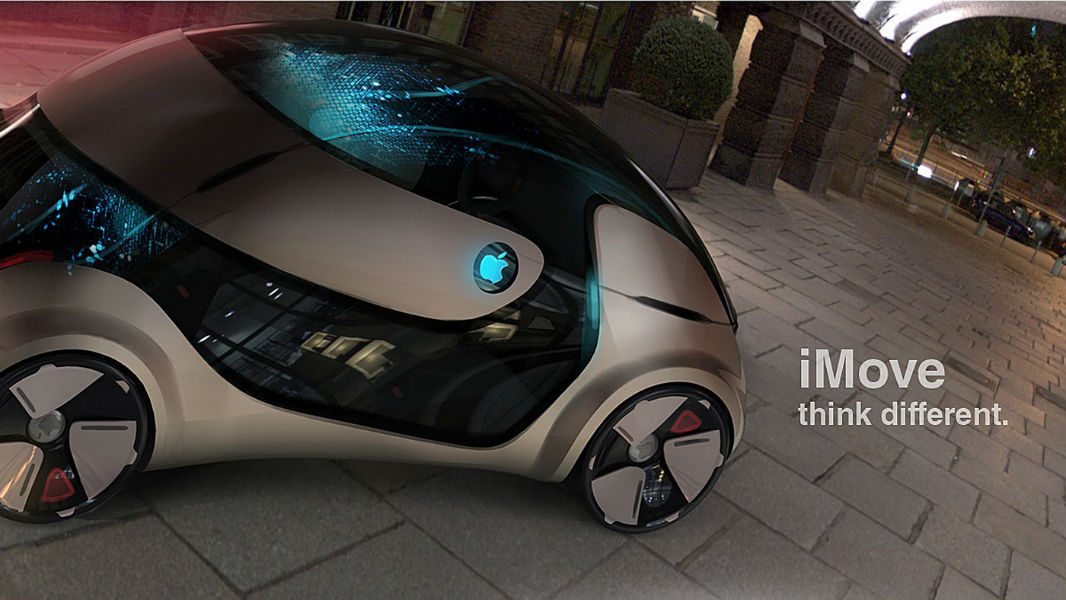 Apple Electric Car Inc TeCake
