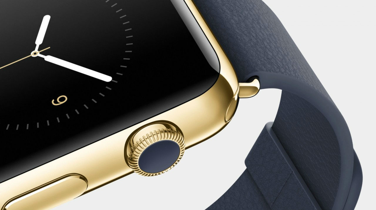 Apple watch gold edition tecake