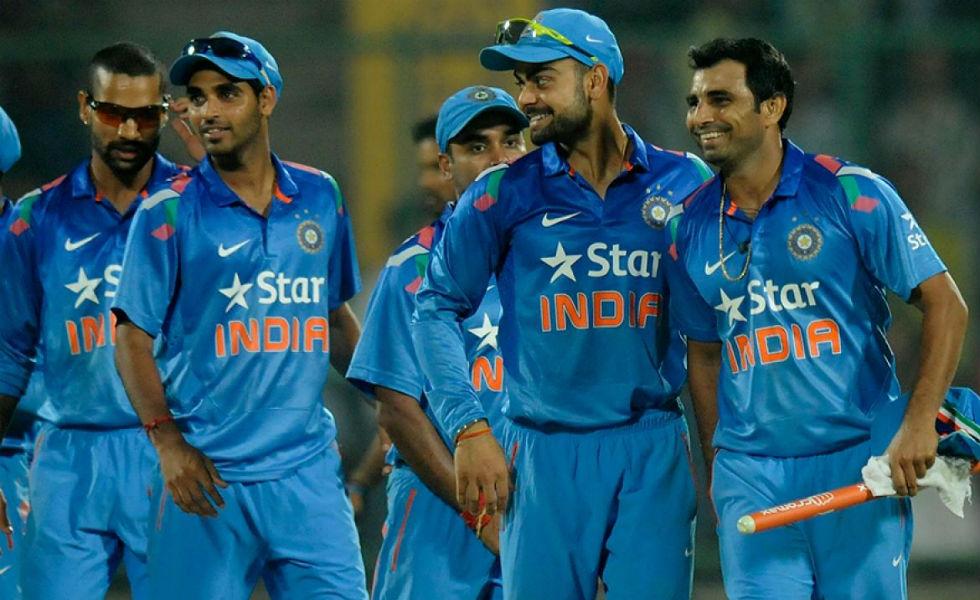 CWC15 indian cricket team tecake
