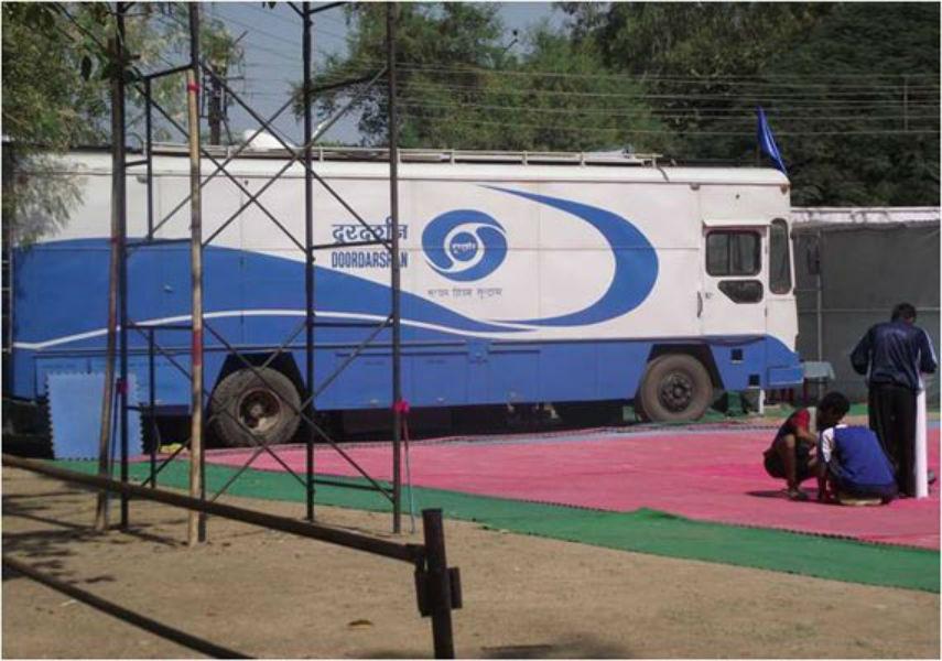 Doordarshan to cover CWC15 -TeCake