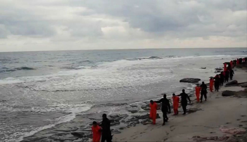 Egypt ISIS tecake