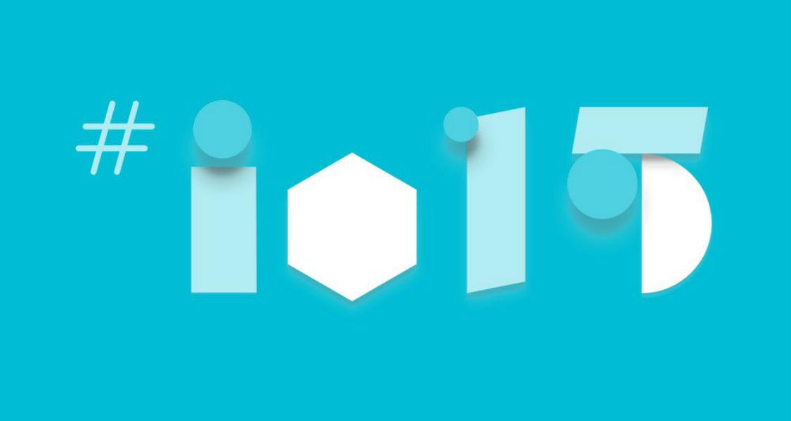 Google I/O 15 tecake