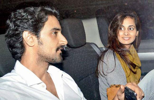 Kunal Kapoor Naina Bachchan Tecake