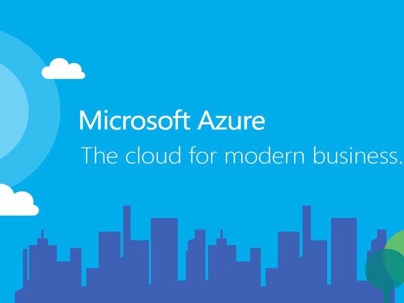 Microsoft Azure tecake