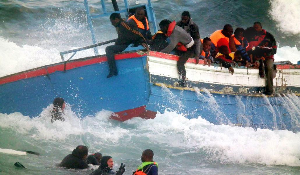 Migrants die as boat sinks in Mediterranean tecake file photo