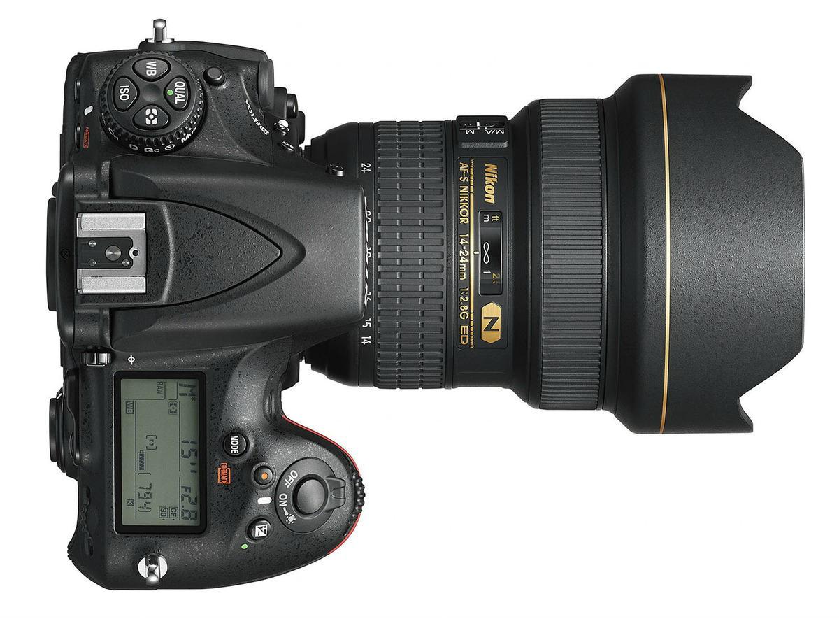 Nikon D-SLR D810A -tecake