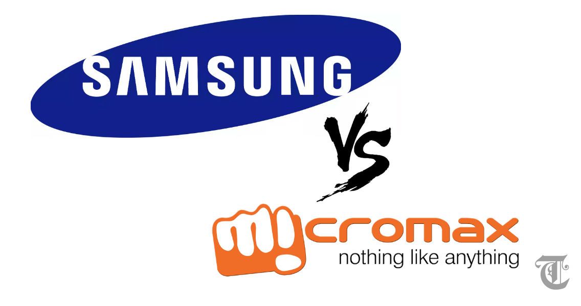 SAMSUNG VS MICROMAX TECAKE