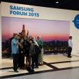 Samsung Forum 2015 Bangkok tecake
