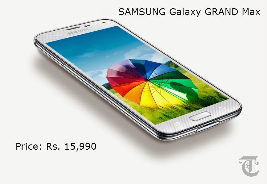 Samsung Galaxy Grand Max Price TeCake
