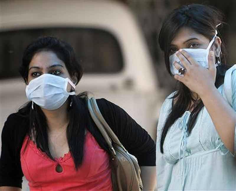 country in grip of swine flu