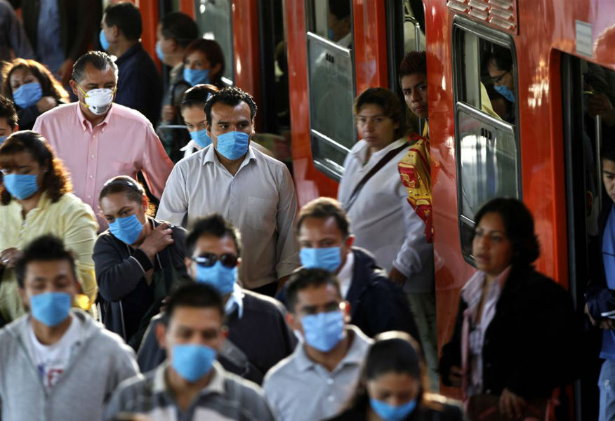 Swine flu 100 death india -TeCake