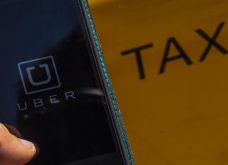 Uber India Mobile app