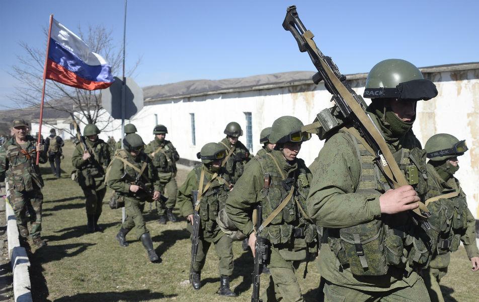Ukraine-Russia Crisis -TeCake