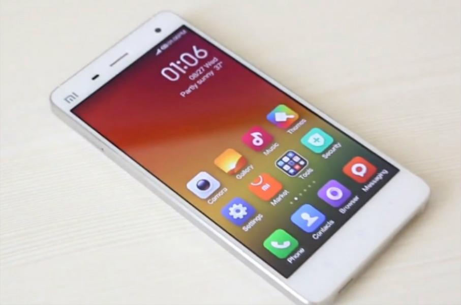 Xiaomi Mi4 TeCake