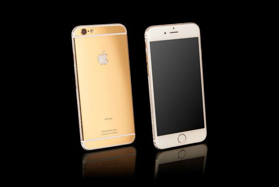 iPhone 6 Diamond Ecstasy limited edition tecake