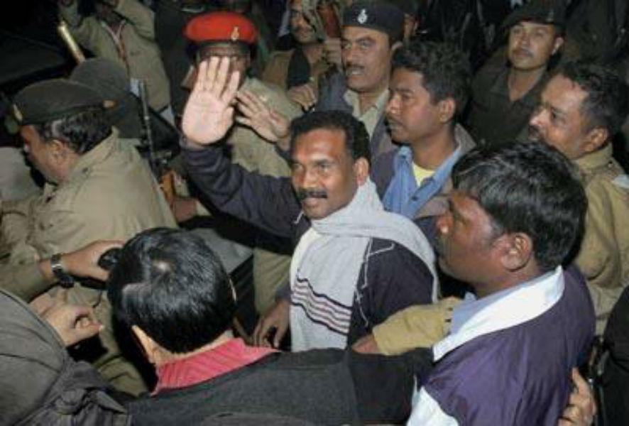 Jharkkhand former CM Madhu Koda
