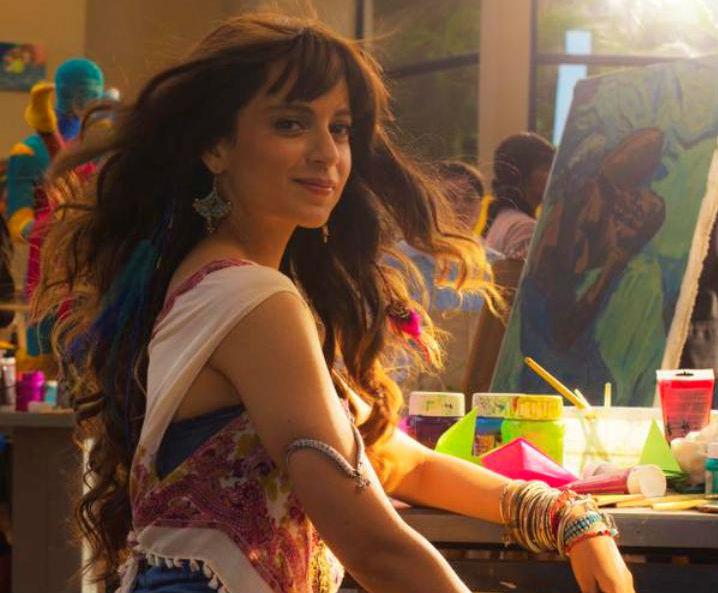 Kangna Ranaut first look of Katti Batti is revealed