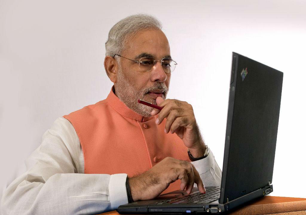 Slow Internet speed is a big hurdle in Digital India Mission: Modi