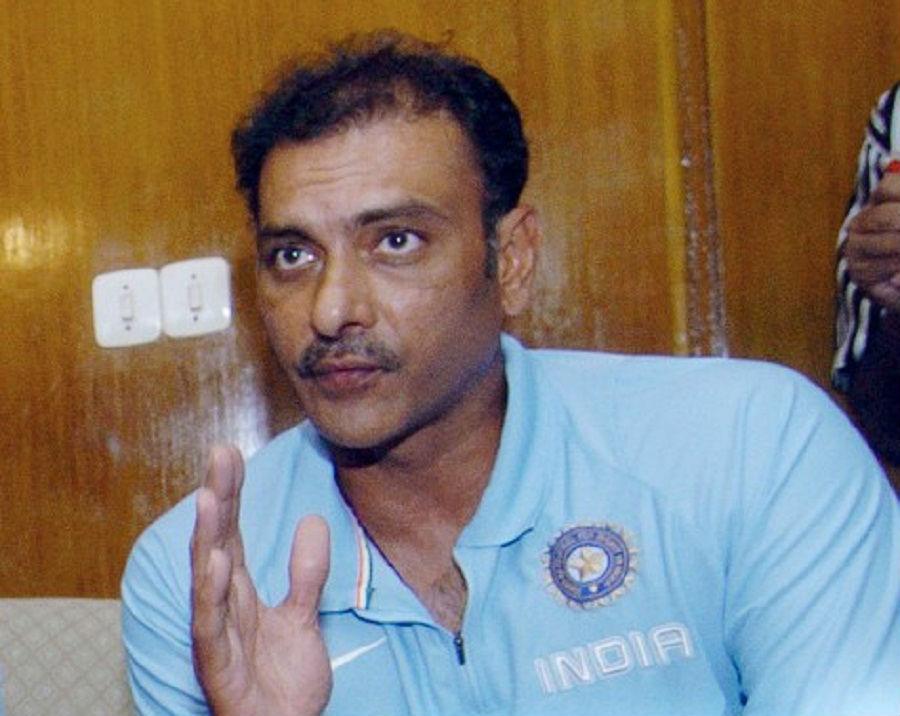 Ravi Shastri rebukes media