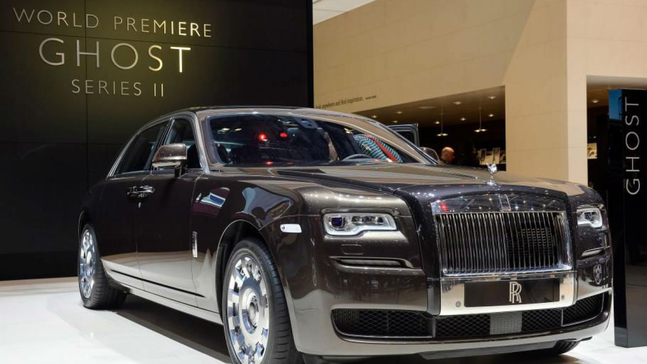 Rolls Royce Ghost Ii Launched In Chennai