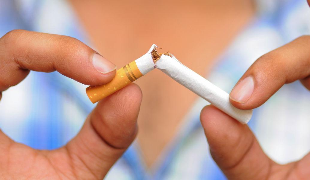 stop smoking tecake