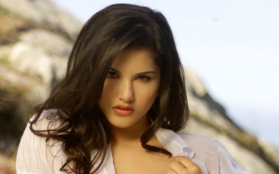 Sunny Leone on valentine