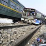 Train derail near Tamil Nadu