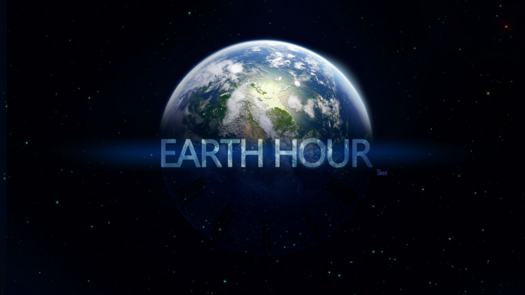 India joins world by celebrating Earth Hour