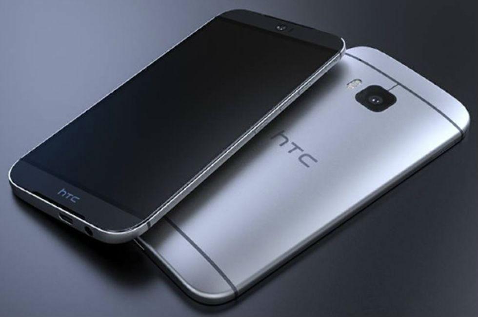 HTC One M9 TeCake