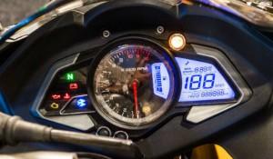 RS200 Speedometer TeCake