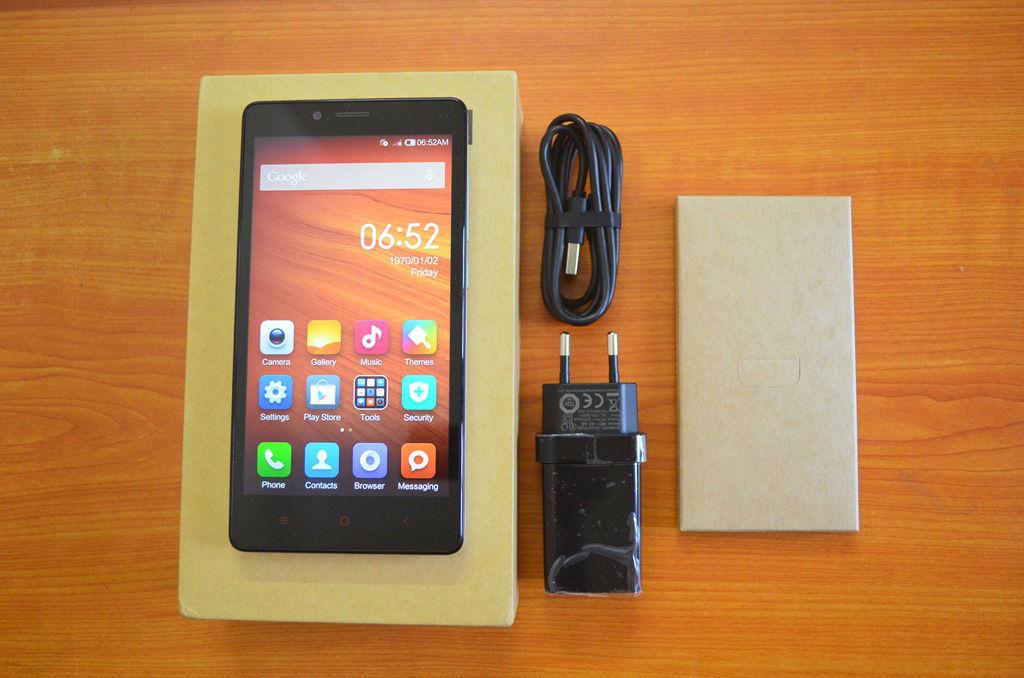 Redmi Note 4g TeCake