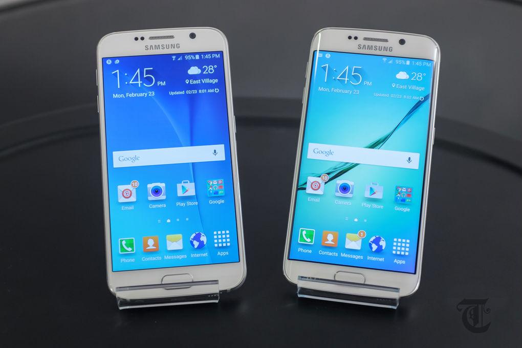 Samsung Galaxy S6 and S6 Edge TeCake