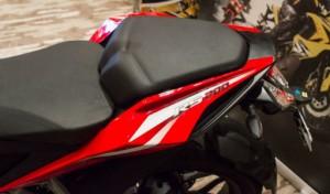 RS200 Rear seat TeCake