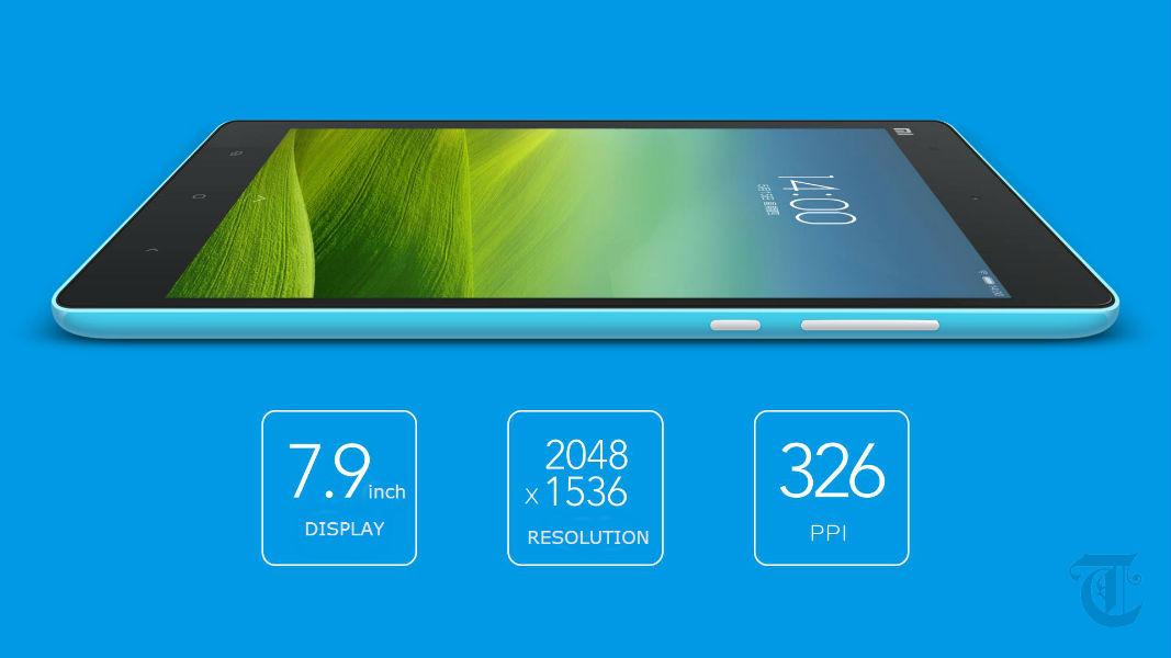 Xiaomi Mi Pad TeCake